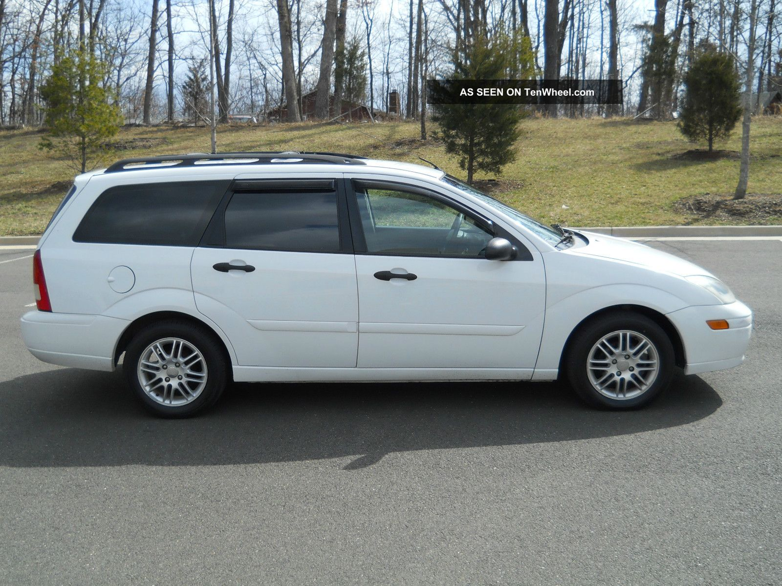 2003 Ford Focus Wagon Automatic