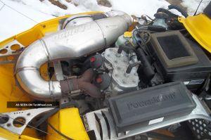 2001 Ski  Doo Mxz 700