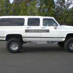 1990 Gmc Suburban 2500 4x4