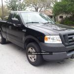 2005 Ford F 150 Xl Extended Cab Pickup 4 Door 4 2l