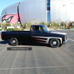 Restomod 1986 Gmc Truck Recent Custom Paint And Upholstery Built Chevy 375hp