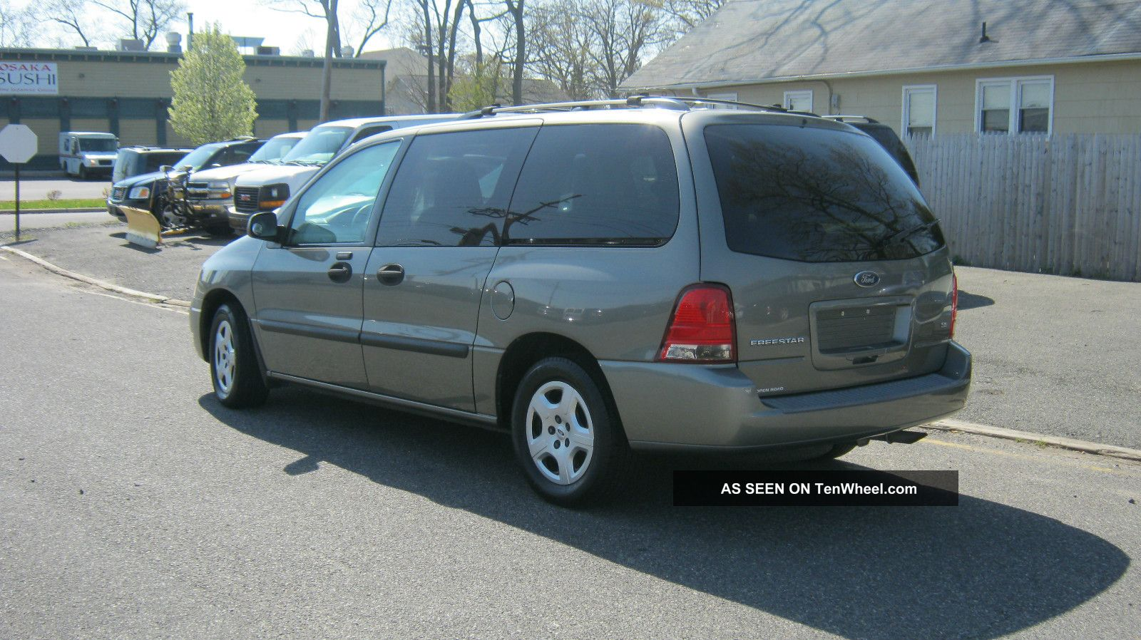 Ses Wagon 2004 Freestar