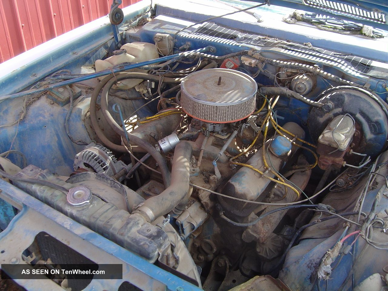 1970 Plymouth Duster 340 Diagram Engine