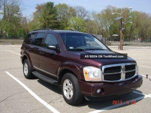 2004 Dodge Durango Slt 5 7 Hemi 4x4