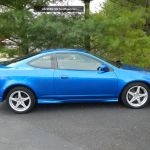2005 Acura Rsx Type S No Accidents Garage Kept Maintenance Records