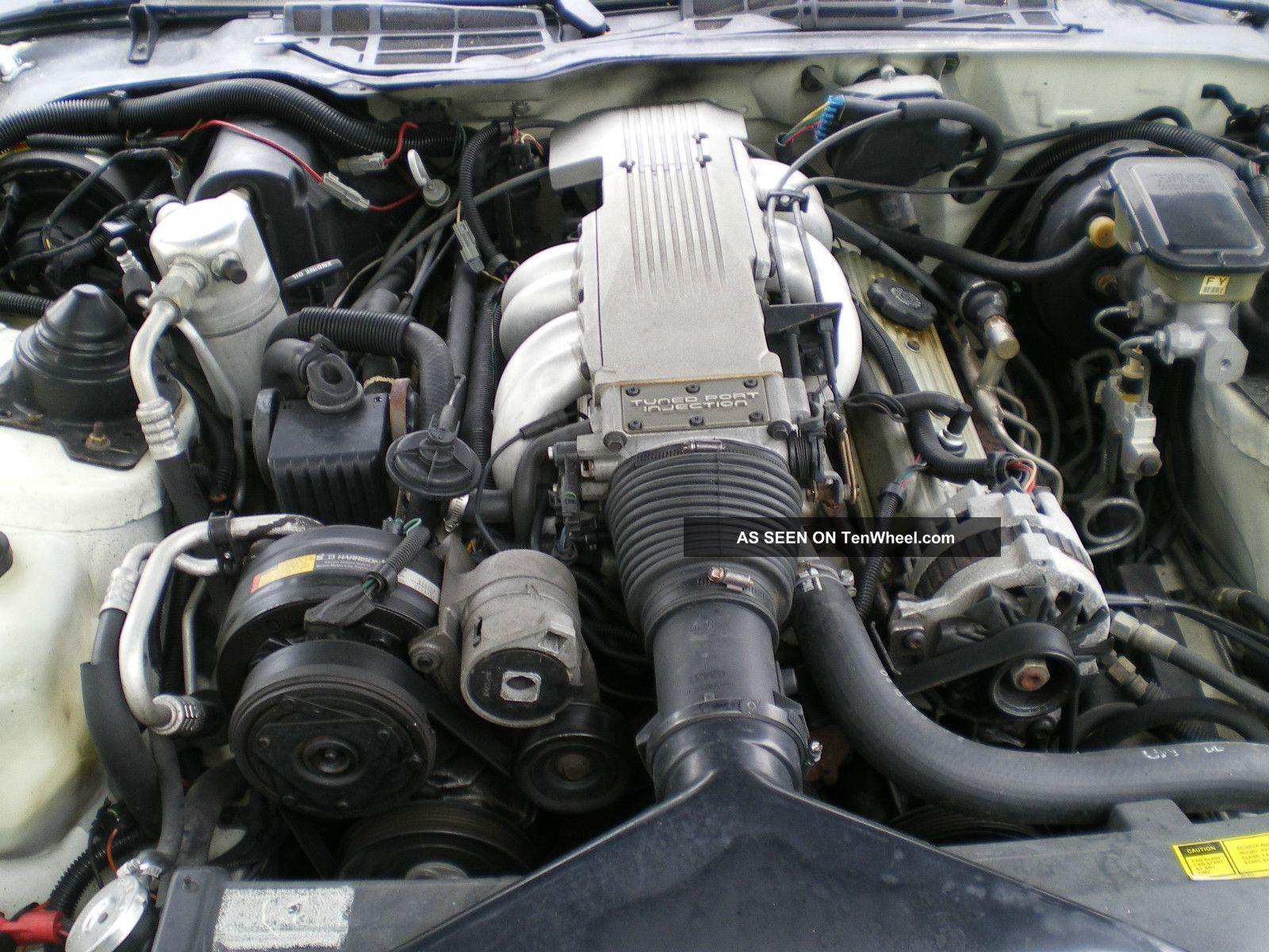 Irock Z28 5 7l L98 350 Tpi With G92 Option