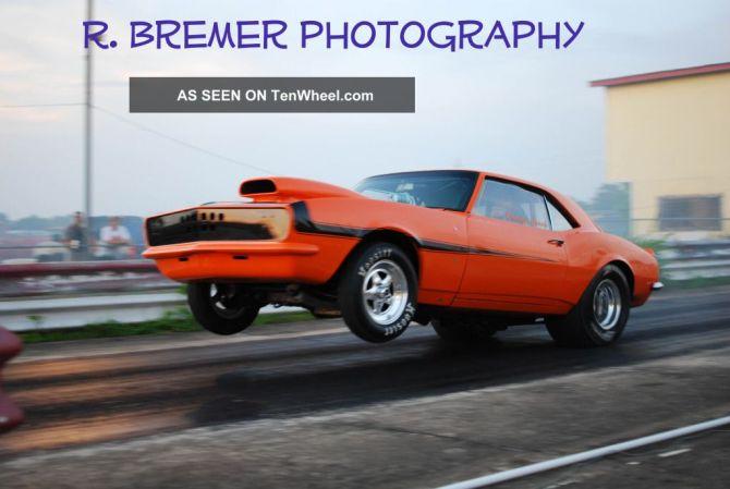 1968 camaro drag race car 502 bb chevy