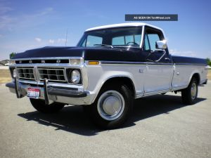 1976 Ford f250 rag joint