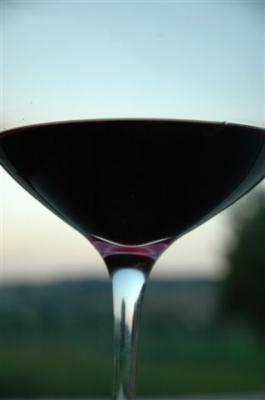 Montefalco wine, Italy