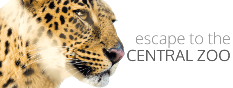 escape to the central zoo