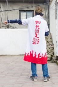 minato cosplay fourth hokage