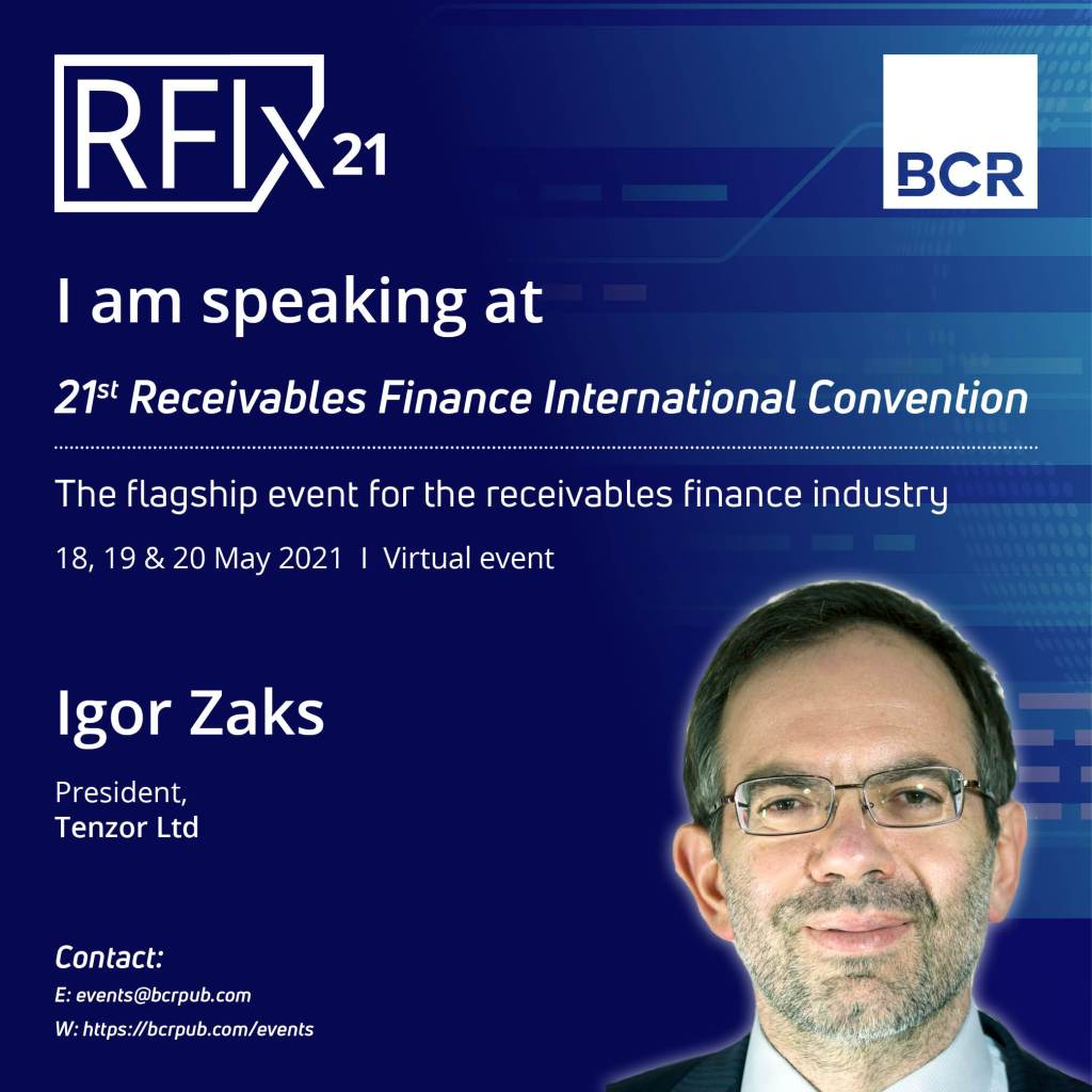 Igor Zaks Receivables Finance International