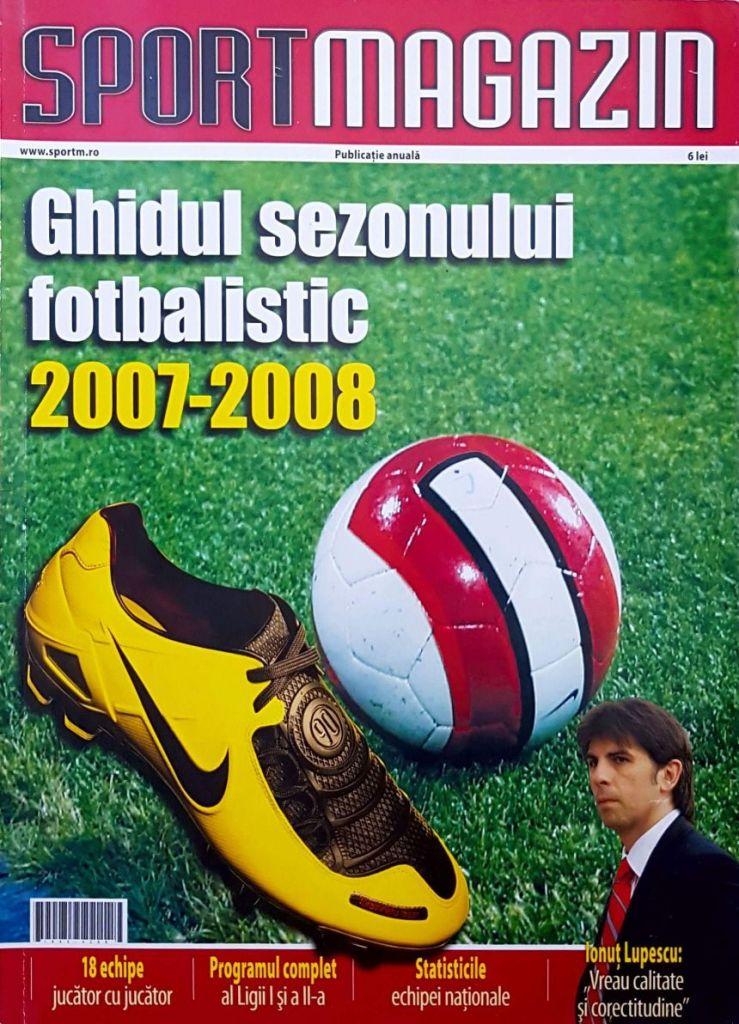 Teodor Burnar portofoliu Ghidul sezonului 2008_Pag_1