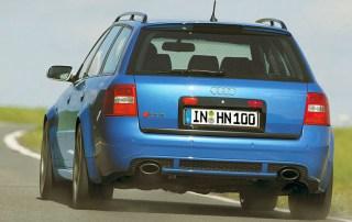 Audi RS6 C5 Avant rear