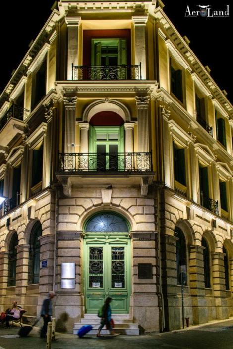 Heraklion buildings