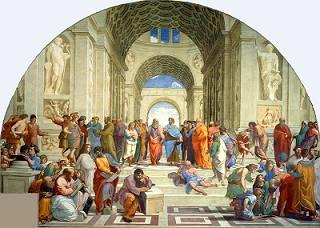 Raphael: 'The School of Athens', 1510