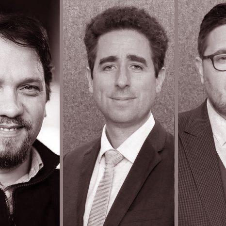 Franklin Ferreira, Thiago Vieira e Jean Regina