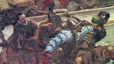 Miguel de Cervantes fue un héroe de la batalla de Lepanto