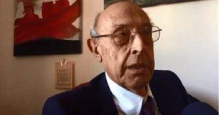 Pietrino Soddu in una recente foto