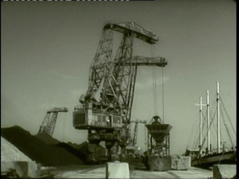 """""""La Sardegna e l'industria"""" di Antonello Cara (1957)"""