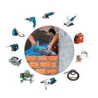 Las herramientas eléctricas imprescindibles para el sector de la construcción