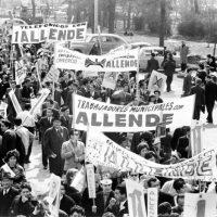 Reflexiones sobre la experiencia del gobierno de la Unidad Popular chileno (1970-1973). Aline Maciel.