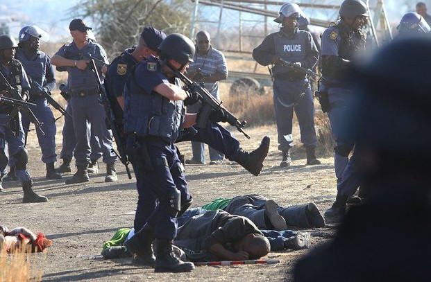 Estado, imperialismo e regime de apartheid
