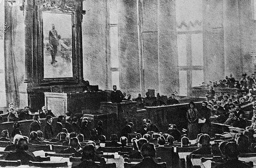 Combatendo no terreno do inimigo: para uma interpretação das Teses sobre Parlamentarismo da Terceira Internacional