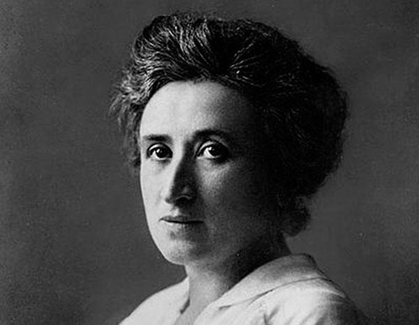 Rosa Luxemburgo não expressava uma concepção de partido diferente do bolchevismo