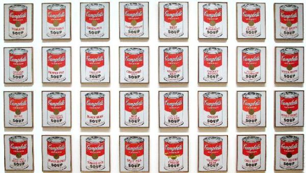 Andy Warhol – taking picures of his food before Instagram ...