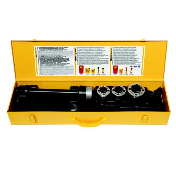 Резьбонарезной комплект REMS S Set NPT 1/2″ – 1″ фото