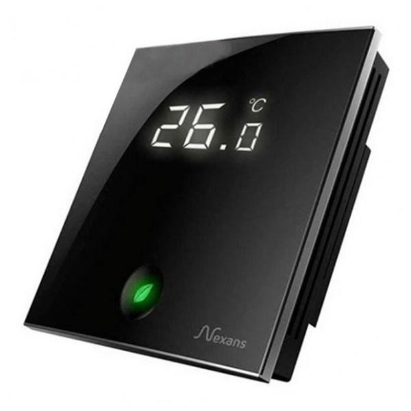 Сенсорный программируемый термостат NEXANS MILLITEMP 2 фото