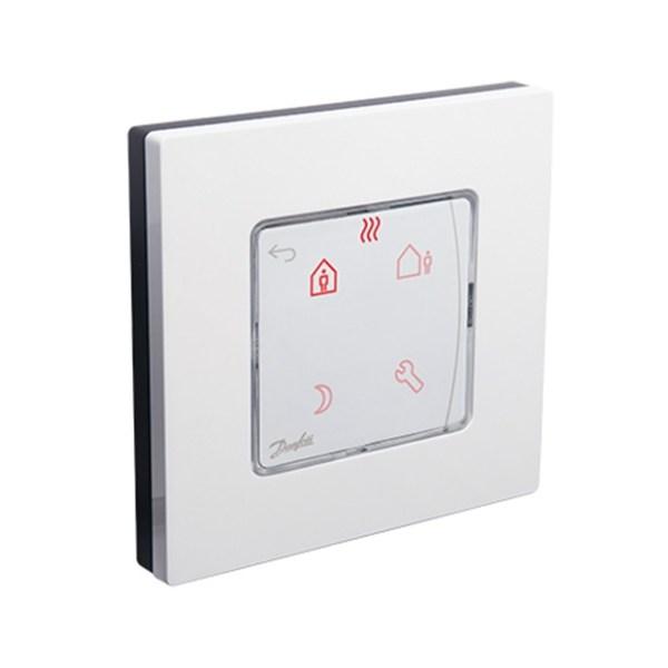Комнатный термостат Danfoss Icon™ RT IR беспроводной, с инфракрасным датчиком (088U1082)