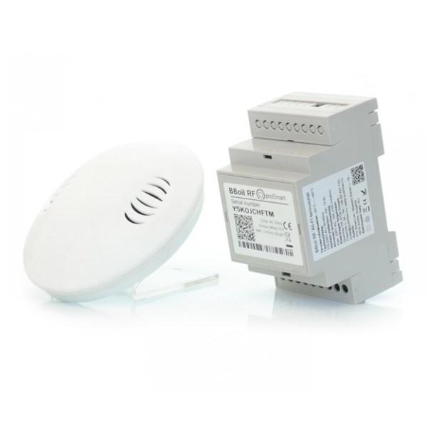 Беспроводной Wi-Fi терморегулятор COMPUTHERM B300 RF фото