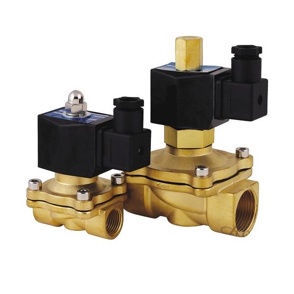Клапан соленоидный AquaWorld NC 2W400-50-S 220В норм. закрыт фото
