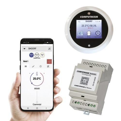 Беспроводной Wi-Fi терморегулятор COMPUTHERM B400RF