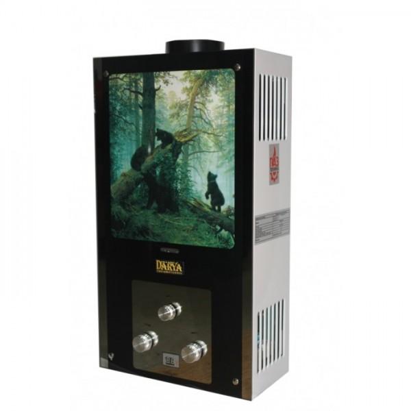 Газовый проточный водонагреватель (Газовая колонка) Darya ...
