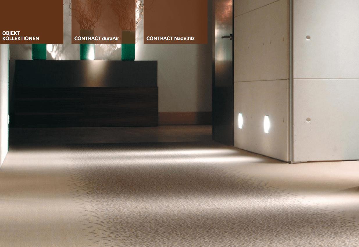 Teppichboden – Zuhause wohlfühlen mit Teppichboden