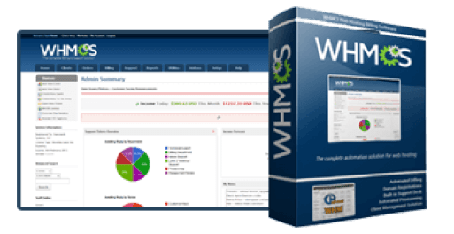 whmcs software