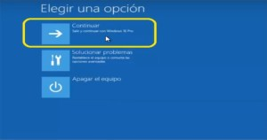 Solución Error BAD_SYSTEM_CONFIG_INFO Windows 10 22