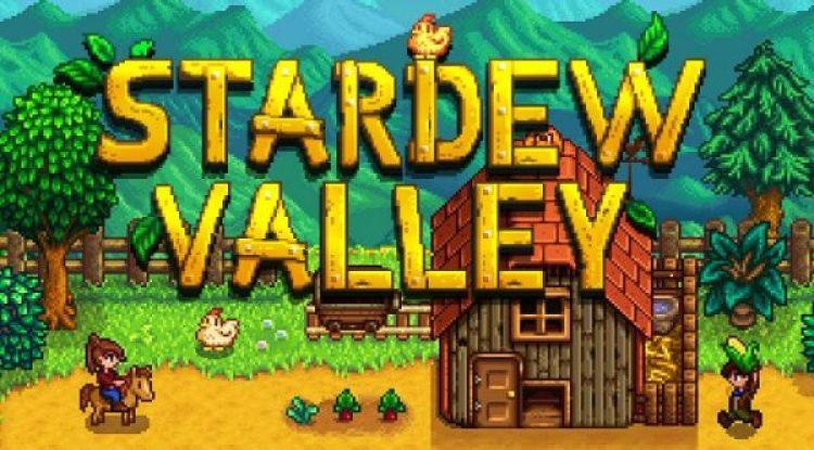 لعبة ستارديو فالي Stardew Valley