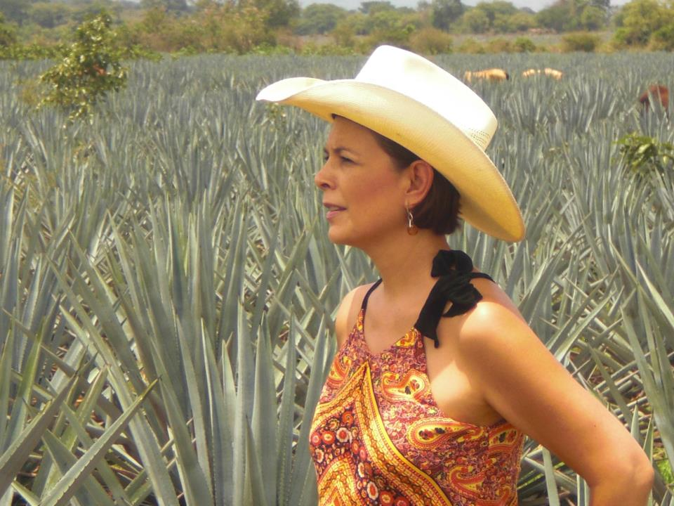 "Women In The Tequila Industry:  Ana Maria Romero Mena by M.A. ""Mike"" Morales"