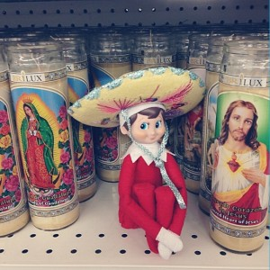 christmas, recipe, feliz navidad, elf on a shelf
