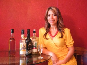 Jaclyn Jacquez, President of Don Cuco Sotol.