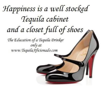 education of a tequila drinker