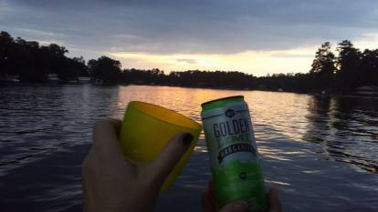 jlp margarita on a lake