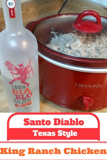 Santo Diablo Mezcal King Ranch Chicken Recipe http://wp.me/p3u1xi-4v3