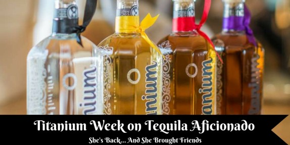 Sipping Off the Cuff | Titanium Tequila Reposado http://wp.me/p3u1xi-55R