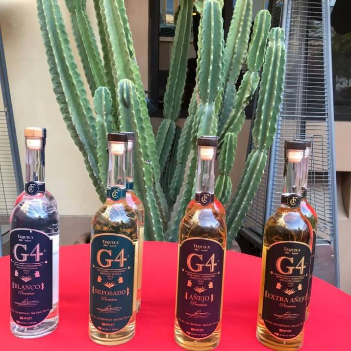 Sipping Off the Cuff | G4 Tequila Reposado [Transcript] https://wp.me/p3u1xi-5Ln