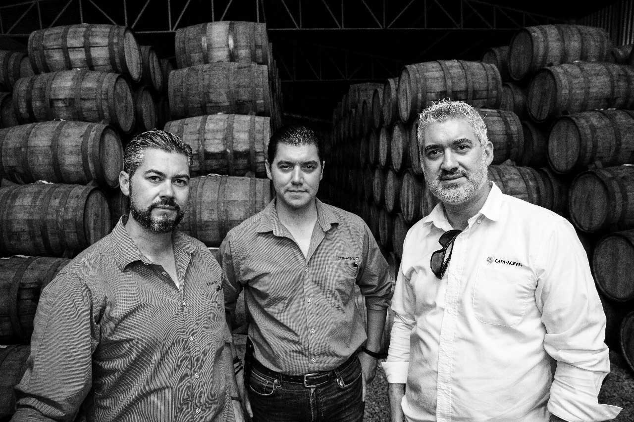 Open Bar | Jose Aceves, Master Distiller at Casa Aceves